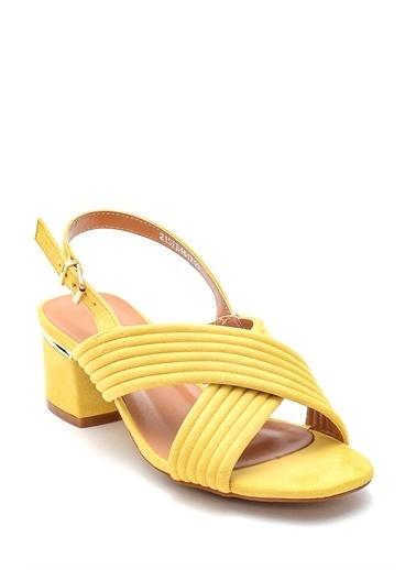 Derimod Spor Sandalet Sarı